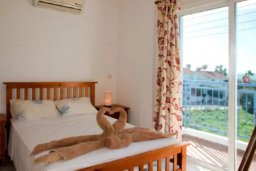 Спальня 2. Кипр, Аргака : Очаровательный таунхаус с видом на море, с 3-мя спальнями, в комплексе с бассейном и джакузи