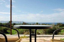 Вид. Кипр, Аргака : Очаровательный таунхаус с видом на море, с 3-мя спальнями, в комплексе с бассейном и джакузи