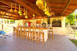 Территория. Кипр, Аргака : Эксклюзивная вилла с 3-мя спальнями, с бассейном с водопадом, с настольным теннисом, барной стойкой и ландшафтным садом