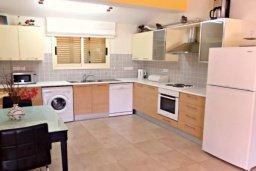 Кухня. Кипр, Хлорака : Комфортабельная вилла с 3-мя спальнями, с бассейном, тенистой террасой с патио и барбекю