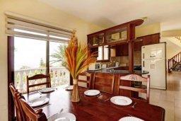 Кухня. Кипр, Аргака : Впечатляющая вилла с удивительным непрерывным видом на море и горы, с 5-ю спальнями, с бассейном, ландшафтным садом с патио и барбекю