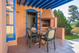Обеденная зона. Кипр, Полис город : Очаровательная вилла с 3 спальнями для 6-ти гостей с бассейном и садом