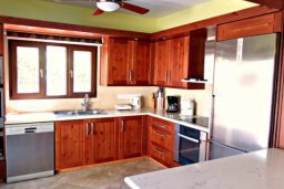 Кухня. Кипр, Корал Бэй : Комфортабельная вилла с 2-мя спальнями и детской спальней, с бассейном и тенистой террасой с патио