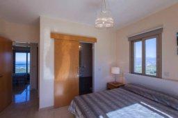 Спальня 2. Кипр, Друсхия : Потрясающая вилла с видом на море, с 4-мя спальнями, с бассейном, сауной и джакузи, расположена на краю красивого национального парка Akamas