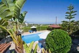 Вид. Кипр, Аргака : Волшебная вилла с видом на залив Chrysochou Bay и на полуостров Akamas, с 3-мя спальнями, с бассейном, приватным двориком с беседкой с патио и барбекю