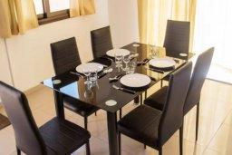 Гостиная. Кипр, Ларнака город : Современный просторный и комфортный таунхаус с 3-мя спальнями для 7-ых человек в тихом и спокойном месте.