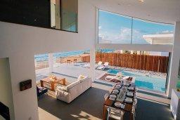 Гостиная. Кипр, Помос : Замечательная вилла с 4-мя спальнями, с бассейном и двориком для 10-ти гостей