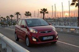 Kia Picanto 1.0 автомат : Кипр