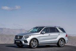 Mercedes GLE250D 4WD 2.2 автомат : Кипр