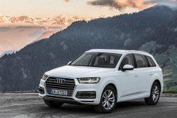 Audi Q7 4WD 3.0 автомат : Кипр