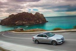 Mercedes E-Class 2.2 автомат : Кипр