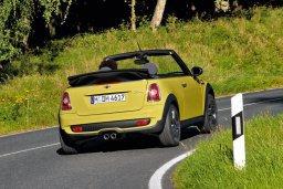 Mini Cooper Cabrio 1.6 автомат кабриолет : Кипр