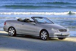 Mercedes CLK200K Cabrio 1.8 автомат кабриолет : Кипр