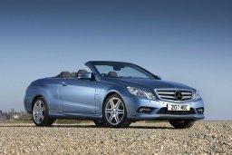 Mercedes E-Class Cabrio 1.8 автомат кабриолет : Кипр