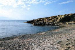 Пляж Pachiammos в Помосе