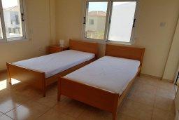 Спальня 2. Кипр, Ионион - Айя Текла : Уютная вилла с бассейном и приватным двориком недалеко от пляжа, 2 спальни, 2 ванные комнаты, барбекю, парковка, Wi-Fi