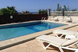 Бассейн. Кипр, Ионион - Айя Текла : Уютная вилла с бассейном и приватным двориком с обеденной зоной, 2 спальни, барбекю, парковка, Wi-Fi