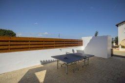 Территория. Кипр, Пернера Тринити : Комфортабельная вилла с 4-мя спальнями, 2-мя ванными комнатами, бассейном, солнечной террасой с патио и барбекю, расположена в тихом районе недалеко от пляжа Kalamies Beach