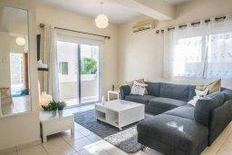 Гостиная. Кипр, Пернера Тринити : Комфортабельная вилла с 2-мя спальнями, с бассейном и приватным двориком с патио и барбекю