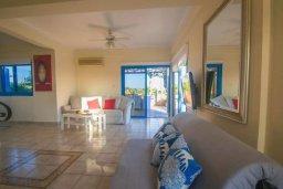 Гостиная. Кипр, Ионион - Айя Текла : Очаровательная вилла с 3-мя спальнями, с бассейном, приватным двориком, патио и барбекю