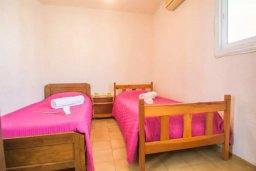Спальня 3. Кипр, Центр Айя Напы : Потрясающий просторный апартамент в центре Айя-Напы, с гостиной, тремя спальнями, двумя ванными комнатами и балконом