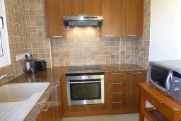 Кухня. Кипр, Нисси Бич : Удивительная вилла с 2-мя спальнями, 2-мя ванными комнатами, бассейном, солнечной террасой с патио, расположена недалеко от знаменитого пляжа Nissi Beach