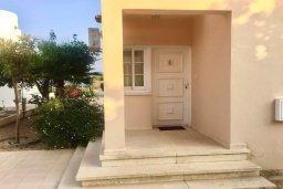 Вход. Кипр, Декелия - Ороклини : Уютная вилла с зеленым двориком в 100 метрах от пляжа, 2 спальни, парковка, Wi-Fi