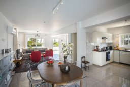 Кухня. Кипр, Ионион - Айя Текла : Комфортабельная вилла с 3-мя спальнями, 2-мя ванными комнатами, бассейном, террасой с патио и барбекю