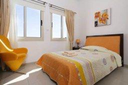 Спальня. Кипр, Лачи : Прекрасная вилла с бассейном и двориком с барбекю, 3 спальни, 2 ванные комнаты, парковка, Wi-Fi