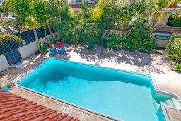 Бассейн. Кипр, Каппарис : Прекрасная вилла с бассейном и двориком с барбекю, 3 спальни, 2 ванные комнаты, парковка, Wi-Fi