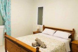 Спальня 2. Кипр, Хлорака : Прекрасная вилла с зеленым двориком, 3 спальни, 2 ванные комнаты, парковка, Wi-Fi