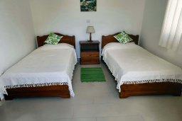 Спальня 2. Кипр, Пейя : Вилла с бассейном и двориком с барбекю, 3 спальни, 2 ванные комнаты, парковка, Wi-Fi