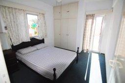 Спальня. Кипр, Декелия - Пила : Двухэтажный дом с приватным двориком, 3 спальни, 2 ванные комнаты, барбекю, парковка, Wi-Fi