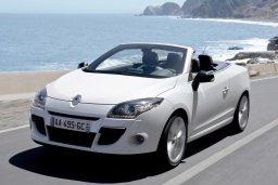 Renault Megane Convertible 1.5 автомат кабриолет : Кипр