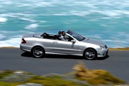 Mercedes CLK Convertible 1.8 автомат кабриолет : Кипр