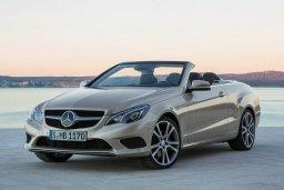 Mercedes E Class Convertible 2.0 автомат кабриолет : Кипр