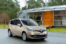 Renault Grand Scenic 1.5 автомат : Кипр