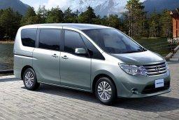 Nissan Serena 2.0 автомат : Кипр