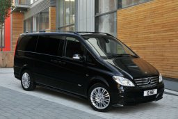 Mercedes Viano 2.1 автомат : Кипр