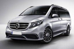 Mercedes Vito 2.1 автомат : Кипр