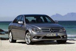 Mercedes C Class W204 1.6 автомат : Кипр