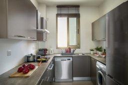 Кухня. Кипр, Пернера Тринити : Прекрасная вилла с 4-мя спальнями, 3-мя ванными комнатами, бассейном, тенистой террасой с патио и каменным барбекю, расположена недалеко от пляжа Aiyialos Beach