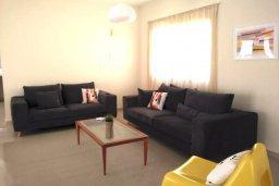 Гостиная. Кипр, Декелия - Ороклини : Уютная вилла с приватным двориком, 3 спальни, 2 ванные комнаты, парковка, Wi-Fi