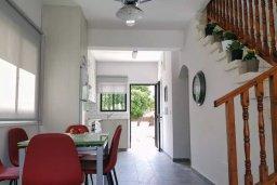 Гостиная. Кипр, Декелия - Ороклини : Уютная вилла в 200 метрах от пляжа с приватным двориком, 2 спальни, 2 ванные комнаты, парковка, Wi-Fi