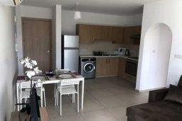 Кухня. Кипр, Декелия - Пила : Апартамент в комплексе с бассейном, с гостиной, двумя спальнями и большим балконом