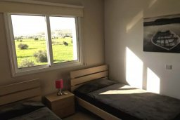 Спальня 2. Кипр, Декелия - Пила : Апартамент в комплексе с бассейном, с гостиной, двумя спальнями и большим балконом