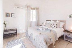 Спальня 3. Кипр, Пейя : Прекрасная вилла с видом на побережье, с 4-мя спальнями, 2-мя ванными комнатами, с бассейном и джакузи, патио и барбекю