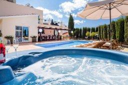 Территория. Кипр, Пейя : Роскошная вилла с бассейном и джакузи, 3 спальни, 2 ванные комнаты, настольный теннис, барбекю, парковка, Wi-Fi