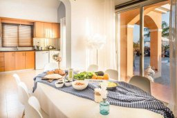 Кухня. Кипр, Пейя : Прекрасная вилла с бассейном и джакузи, 4 спальни, 4 ванные комнаты, барбекю, парковка, Wi-Fi