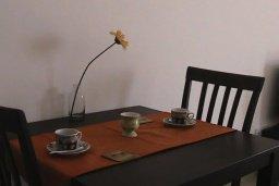 Студия (гостиная+кухня). Кипр, Пейя : Студия с балконом и видом на море, в комплексе с бассейном